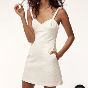 NWT Aritzia Wilfred Musette Dress (size 2)